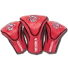 Team Golf Wisconsin Badgers 3 Pack Headcovers (Red)