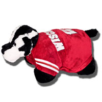 Fabrique Innovations, Inc. Bucky Badger Pillow Pet