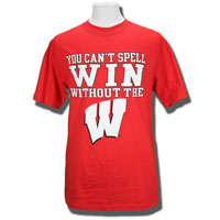 Top Promotions Win T-Shirt (Red)