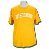 Campus One Wisconsin T-Shirt (Golden Yellow) *