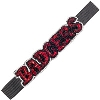 "Spirit Products ""Badgers"" Elastic Headband*"