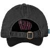 Legacy Adjustable Wisconsin Motion W Hat (Black) thumbnail