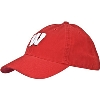 Legacy Youth Wisconsin Motion W Hat (Red)