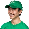 Legacy Wisconsin Shamrock Adjustable Hat (Kelly Green)