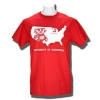 JanSport Map T-Shirt (Red) *