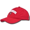 The Game Youth Adjustable Wisconsin Baseball Hat (Red)