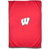 Logo Chair Sweatshirt Blanket (Red)