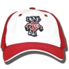The Game Youth Bucky Badger Hat (White/Red)
