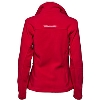 Columbia Women's Wisconsin Badgers Full Zip Fleece (Red) * thumbnail