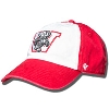 '47 Brand Vault Wisconsin Badgers Hat (Red/White) thumbnail