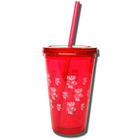 Neil Enterprises, Inc. Bucky Badger Slurpy Cup (Red)