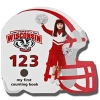 Michaelson Entertainment Wisconsin Badgers 123 Book