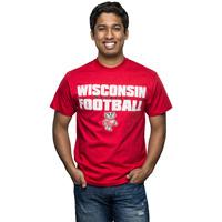 JanSport Football T-Shirt (Red)
