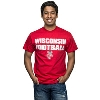 JanSport Football T-Shirt (Red) *