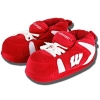Comfy Feet Wisconsin Big Shoe Slippers (Red) *