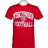 Blue 84 WI Football T-Shirt (Red)