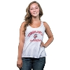 Champion Women's Wisconsin Badgers Tank Top (White) thumbnail