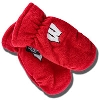 Logofit Youth Wisconsin Motion W Mittens (Red)
