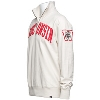 '47 Brand Wisconsin Badgers ¼ Zip Sweatshirt (Sandstone) thumbnail