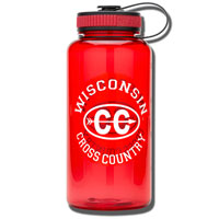 Spirit Products Sport Nalgene - Cross Country (Red)