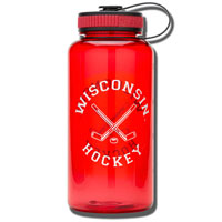 Spirit Products Sport Nalgene Hockey (Red)