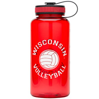 Spirit Products Sport Nalgene Volleyball (Red)