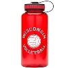 Spirit Products Sport Nalgene - Volleyball (Red)