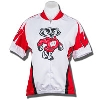 Adrenaline Women's Bike Jersey (White/Red)
