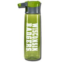 Contigo Autoseal Wisconsin Badgers Water Bottle (Green)