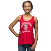 Champion Women's Wisconsin Badgers Tank Top (Red)