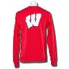 Champion WI Bucky Long Sleeve T-Shirt (Red) thumbnail