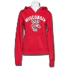 League Women's Hooded Sweatshirt (Red) *