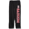 Blue 84 Badgers Sweatpants (Black)