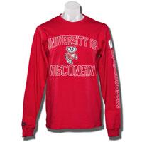 JanSport UW Long Sleeve T-Shirt (Red) *