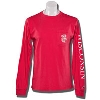 League Wisconsin Pocket Long Sleeve T-Shirt (Red)