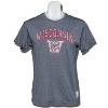 The Original Retro Brand WI Block W T-Shirt (Charcoal)