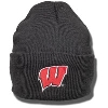 Carhartt Knit Cuffed Wisconsin Hat (Black)