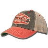 Legacy Wisconsin Badgers Denim and Mesh Hat (Multi)