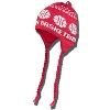 Vermont Originals Knit Flap Hat-Basketball (Red) * thumbnail