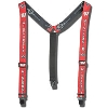 Moose Wisconsin Badgers Suspenders