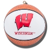 Boelter Brands Wisconsin Badgers Mini Basketball Ornament