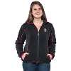 Image for Antigua Women's Bucky Badger Ice Jacket (Black/Red) *