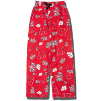Image For Boxercraft Youth Flannel Pants (Red) *