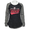Image for Boxercraft Womens University of Wisconsin Long Sleeve (Blk)*