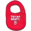 Image for College Kids Bucky Badger Bib (Red)