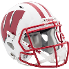 Cover Image for Riddell Mini Wisconsin Badgers Speed Helmet
