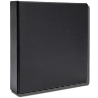 "Image For 3"" D-Ring Binder (Black)"