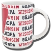 Image for Neil Enterprises, Inc. Wisconsin Grandpa Mug