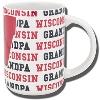 Image for Neil Enterprises, Inc. Wisconsin Grandpa Mug