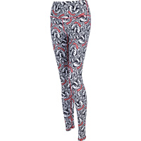 Cover Image For ZooZatz Women's Bucky Badger Leggings